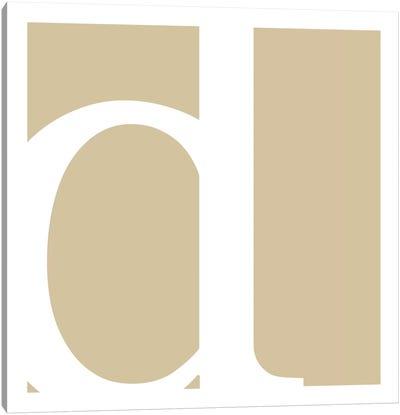 D3 Canvas Art Print