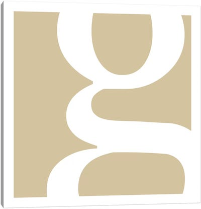 G3 Canvas Art Print