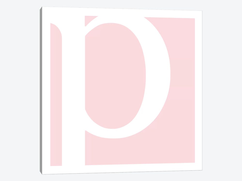 P4 by 5by5collective 1-piece Canvas Print