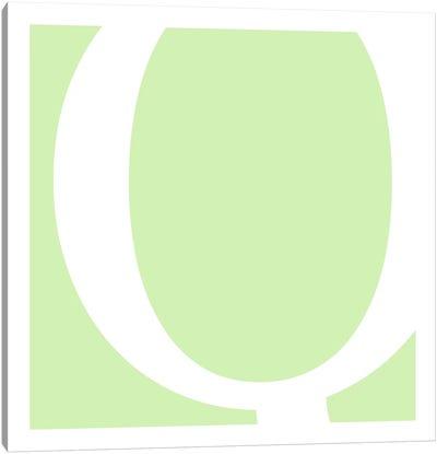 Q3 Canvas Art Print