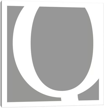 Q5 Canvas Art Print