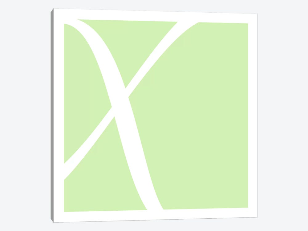 X3 by 5by5collective 1-piece Canvas Art Print