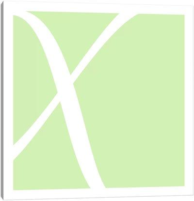 X3 Canvas Art Print