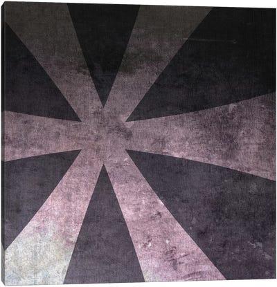 Film Negative Asterisk Canvas Art Print