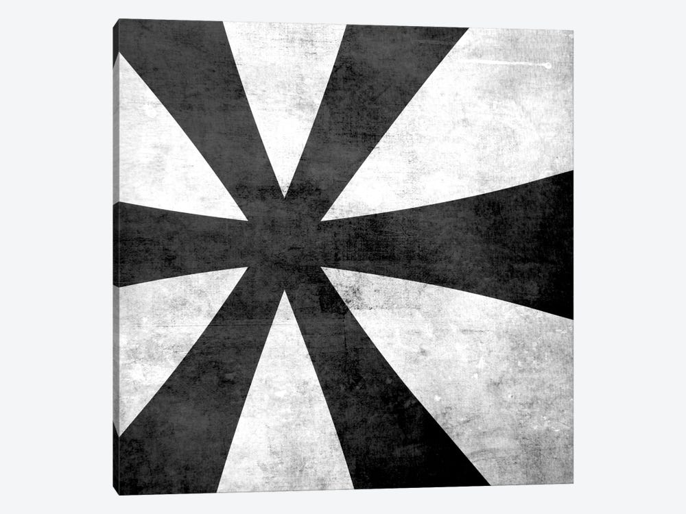 Scuffed Asterisk 1-piece Canvas Wall Art