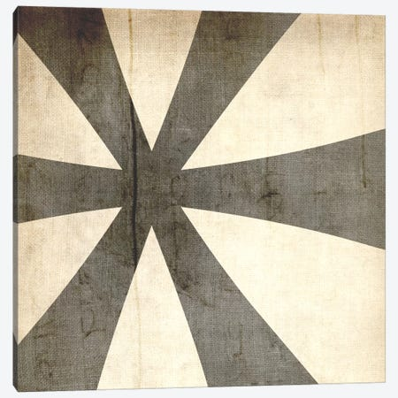 Bleached Linen Asterisk Canvas Print #TOA210} by 5by5collective Art Print