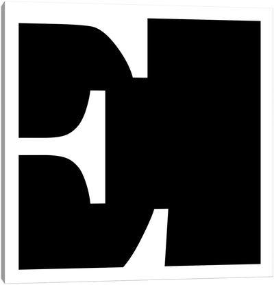 E1 Canvas Art Print