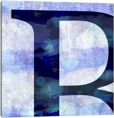 B-Hazy Canvas Art Print