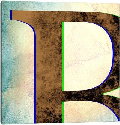 B-Insta Canvas Art Print