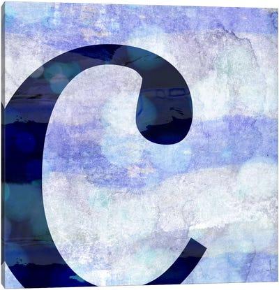 C-Hazy Canvas Art Print