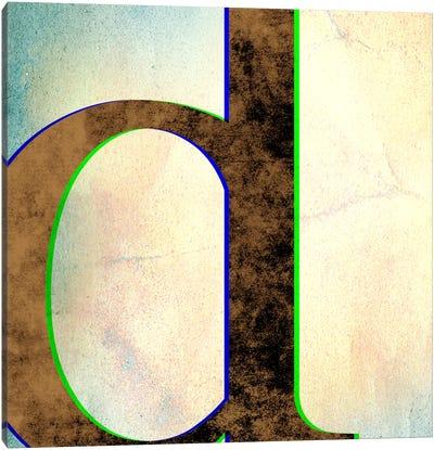 D-Insta Canvas Art Print
