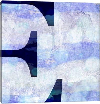 E-Hazy Canvas Art Print
