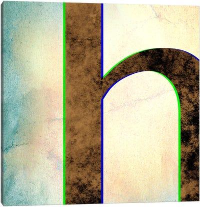 H-Insta Canvas Art Print