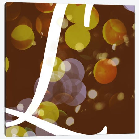 L-Pearl Canvas Print #TOA318} by 5by5collective Canvas Art