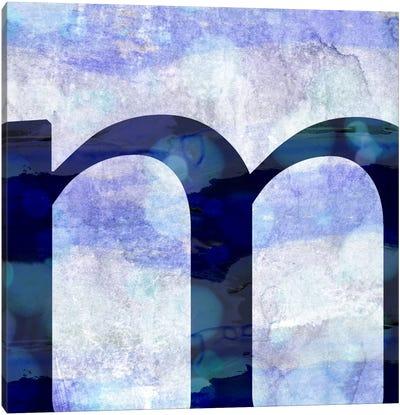 M-Hazy Canvas Art Print