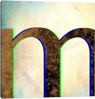 M-Insta Canvas Art Print