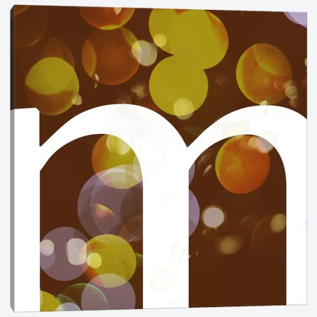 M-Pearl Canvas Print #TOA324} by 5by5collective Canvas Wall Art