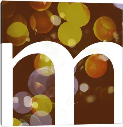 M-Pearl Canvas Art Print