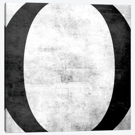 O-B&W Scuff Canvas Print #TOA334} by 5by5collective Canvas Print