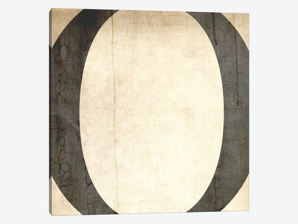O-Bleached Linen by 5by5collective 1-piece Canvas Wall Art