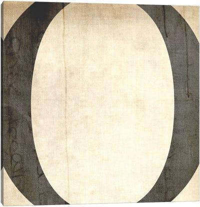 O-Bleached Linen Canvas Art Print