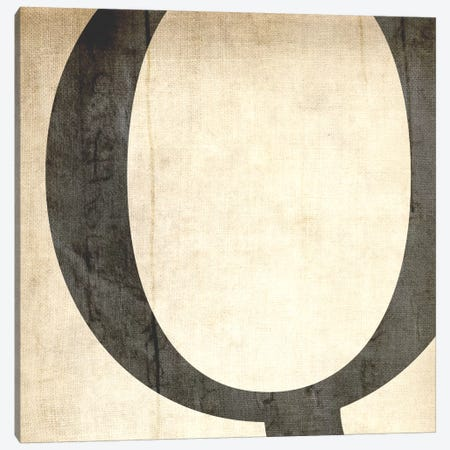 Q-Bleached Linen Canvas Print #TOA366} by 5by5collective Canvas Wall Art
