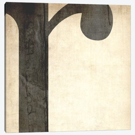 R-Bleached Linen Canvas Print #TOA378} by 5by5collective Canvas Art
