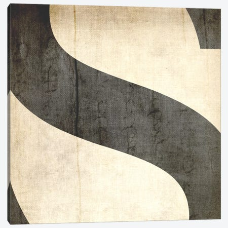S-Bleached Linen Canvas Print #TOA384} by 5by5collective Canvas Art