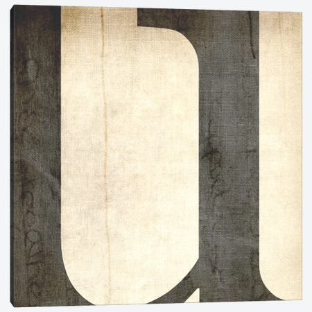 U-Bleached Linen Canvas Print #TOA402} by 5by5collective Canvas Wall Art