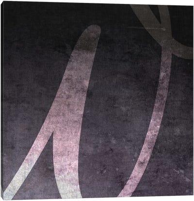 W-B&W Neg Canvas Art Print
