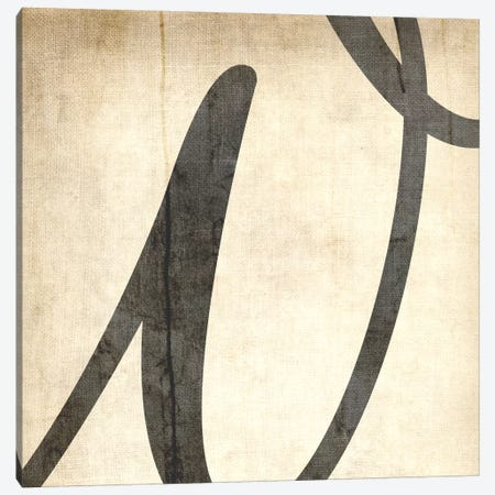 W-Bleached Linen Canvas Print #TOA414} by 5by5collective Canvas Wall Art