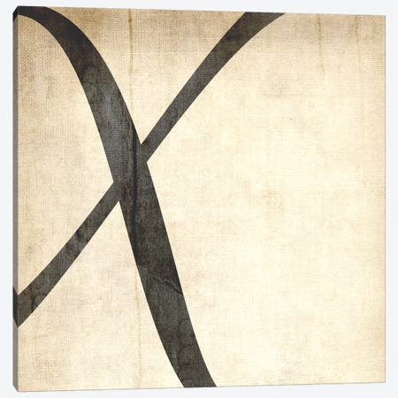 X-Bleached Linen Canvas Print #TOA420} by 5by5collective Canvas Wall Art