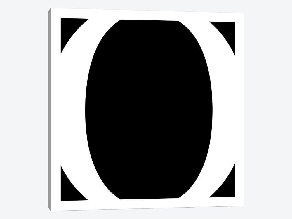 O by 5by5collective 1-piece Canvas Art Print