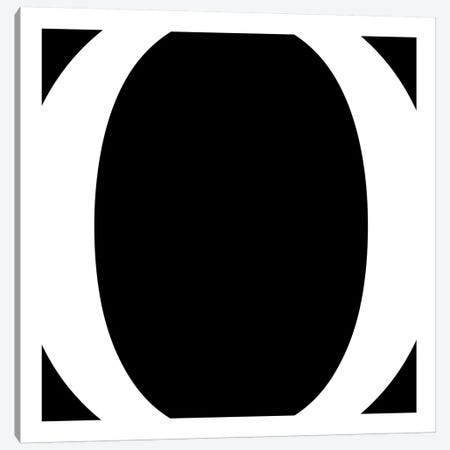 O Canvas Print #TOA47} by 5by5collective Art Print