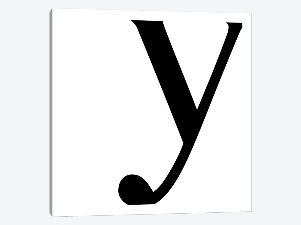 Y2 by 5by5collective 1-piece Canvas Art Print