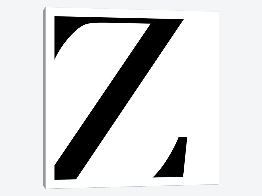 Z2 by 5by5collective 1-piece Canvas Wall Art