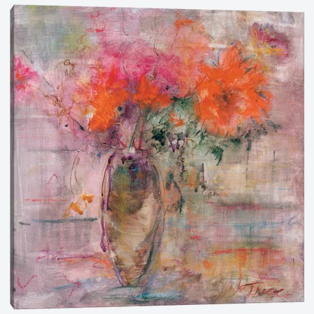 Just Picked Canvas Print #TOC11} by Tracy Owen-Cullimore Art Print