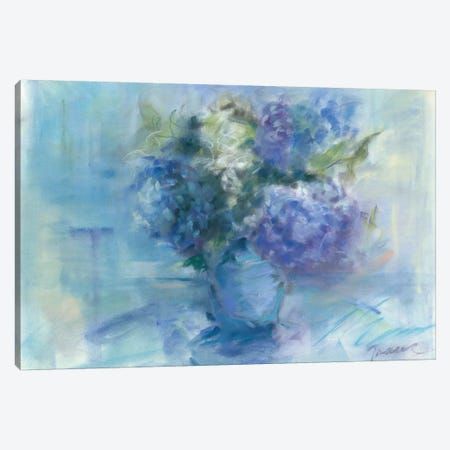 Bouquet Canvas Print #TOC16} by Tracy Owen-Cullimore Canvas Art