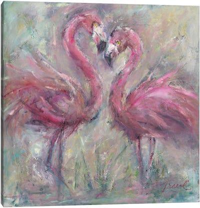 Hotties Canvas Art Print