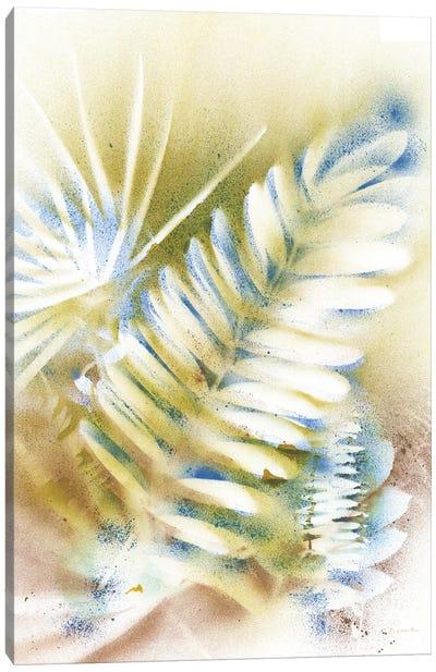 Salad Greens Canvas Art Print