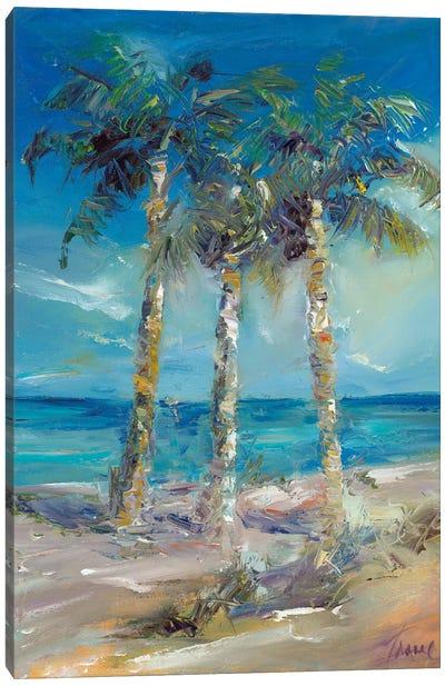 Three's Company Canvas Art Print