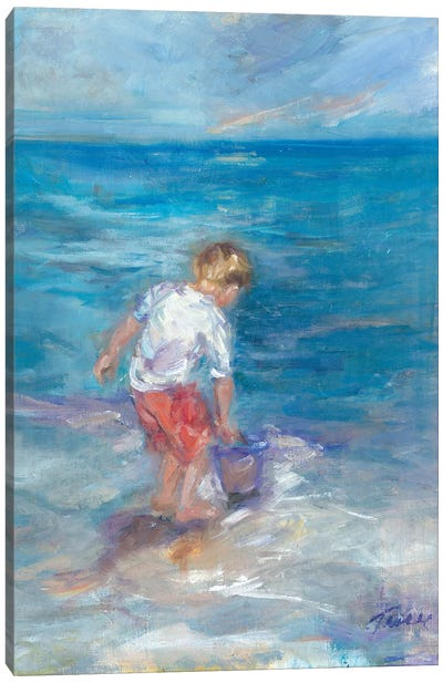 Sea Fun Canvas Art Print