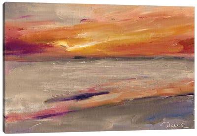 Western Sky Canvas Art Print