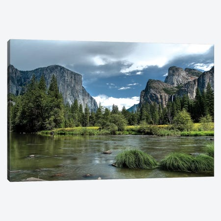 Yosemite Canvas Print #TOL11} by Tim Oldford Canvas Artwork