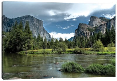 Yosemite Canvas Art Print