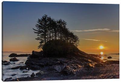 Botany Bay Sunset Canvas Art Print
