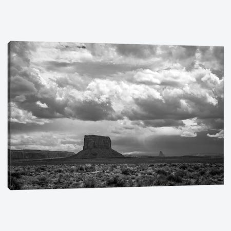 Monument Valley Canvas Print #TOL8} by Tim Oldford Canvas Artwork