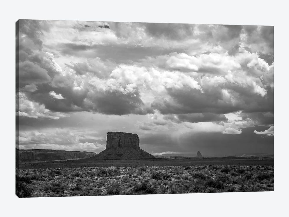 Monument Valley by Tim Oldford 1-piece Canvas Art Print
