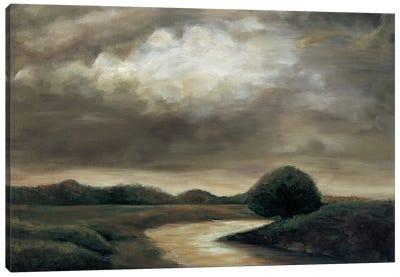 Light on the Water II Canvas Art Print