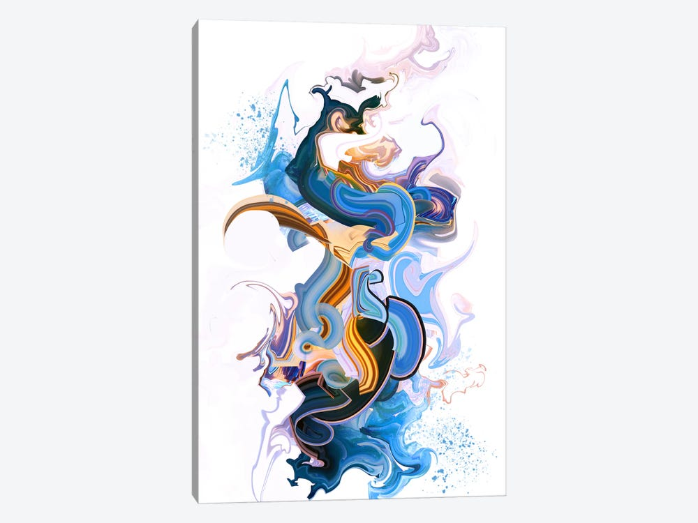 Spirit by Alex Tooth 1-piece Canvas Artwork